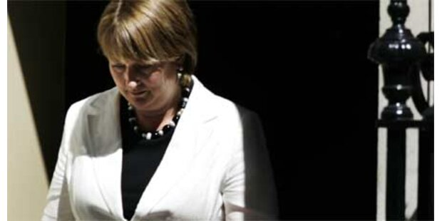 Britische Innenministerin vor Rücktritt