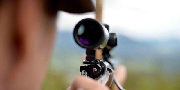 Jäger erschießt Hauskatze