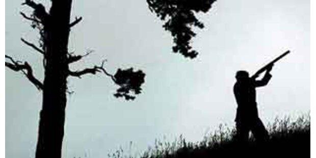 Jäger verwechselte Pkw mit Wildschwein