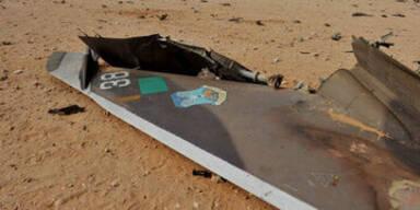 Libyer schießen Gaddafi-Jagdbomber ab
