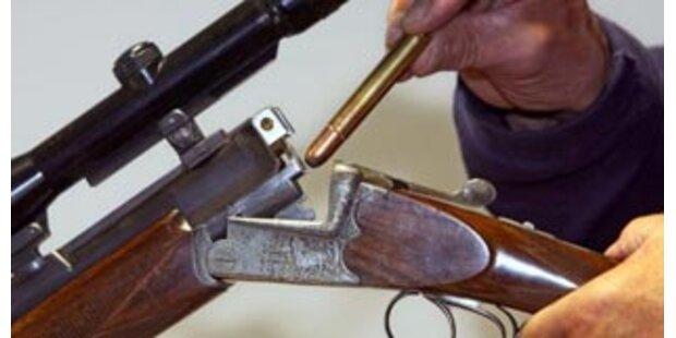 Unfall: Jäger erschoss sich selbst