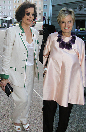Bianca Jagger Fürstin Gloria