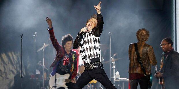 Jagger: Mega-Comeback der Rolling Stones