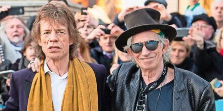 Stones: Streit vor Tour-Start
