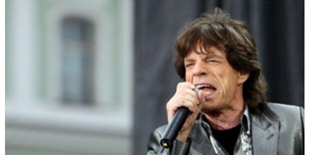 Ober-Stone Jagger wandelt auf Solo-Pfaden