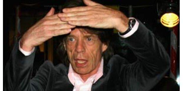 Mick Jagger Opfer eines Telefon-Scherzes