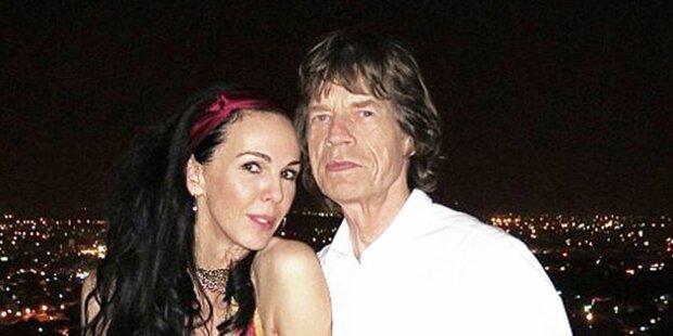 Mick Jagger: Schlaflos vor Trauer