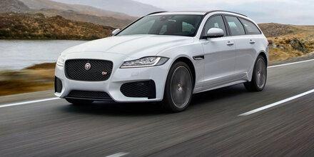 Das ist der neue Jaguar XF Sportbrake
