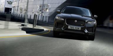 Jaguar bringt den F-Pace 300 Sport