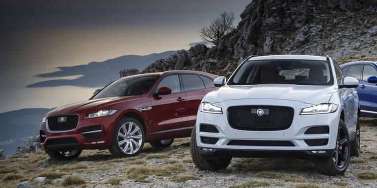 Jaguar frischt den F-Pace deutlich auf