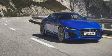 Großes Facelift für den Jaguar F-Type