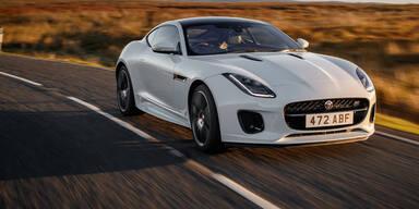 Jaguar bringt neues F-Type Sondermodell