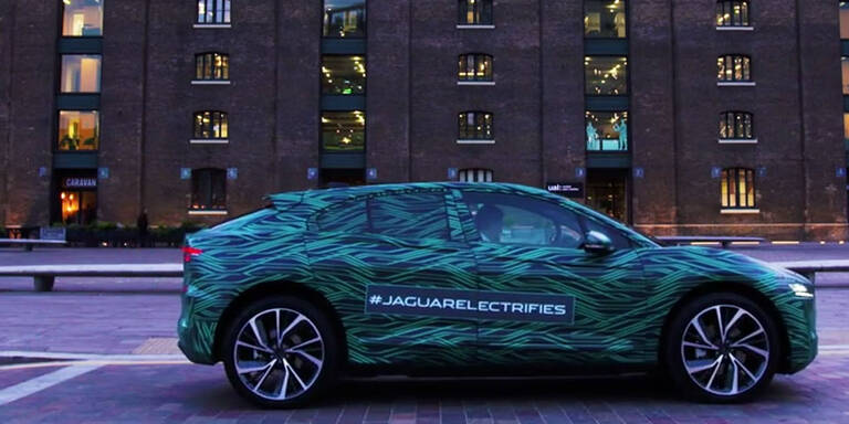 Jaguar baut nur mehr Elektro- & Hybridautos
