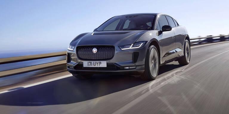 Jaguar I-Pace greift Tesla Model X an
