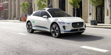 Google-Firma kauft 20.000 Jaguar I-Pace