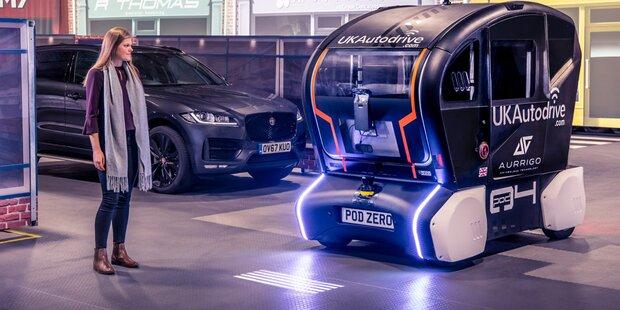 Coole Innovation von Jaguar Land Rover