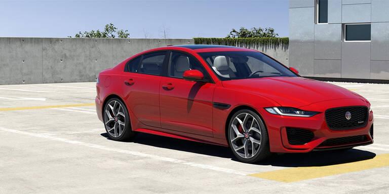 Jaguar verpasst dem XE ein Facelift
