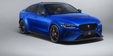Stärkster Jaguar jetzt auch als Viersitzer