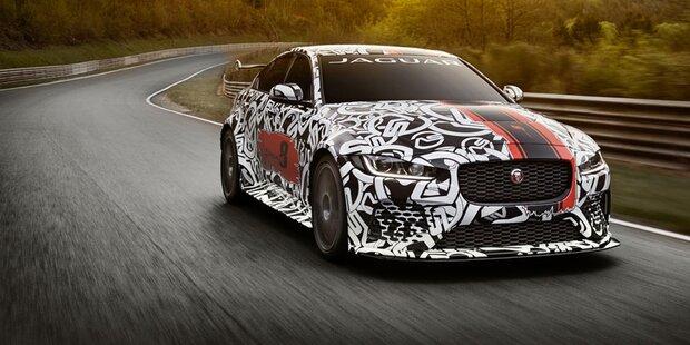 Jaguar bringt RS5-, M3- und AMG C63-