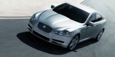 Jaguar präsentiert neuen XF
