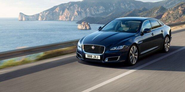 Jaguar bringt das Jubiläumsmodell XJ50
