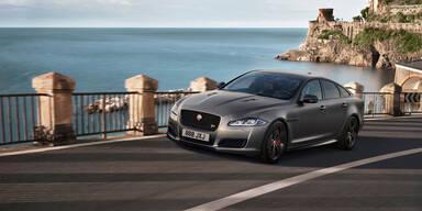 Jaguar greift mit dem XJR575 an