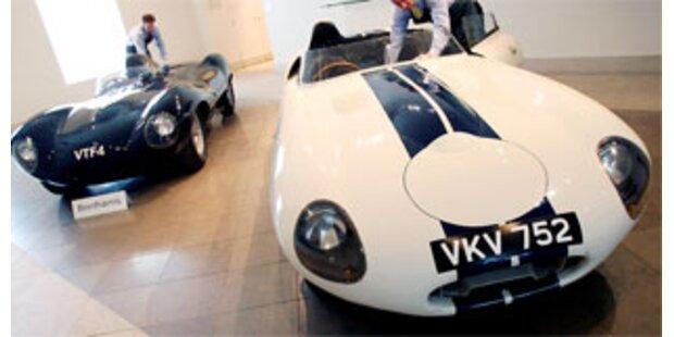 Teuerster Jaguar der Welt versteigert