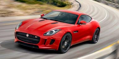 So fährt sich das Jaguar F-Type Coupé