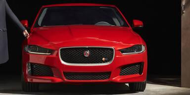 Weitere Infos vom neuen Jaguar XE