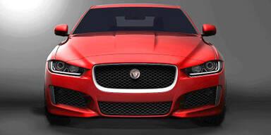 Jaguar XE jagt BMW 3er und Audi A4