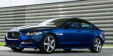 Magna Steyr baut Autos für Jaguar