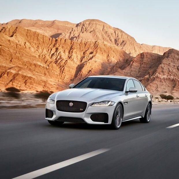 2015 Xf Jaguar: Neuer Jaguar XF Greift 5er Und A6 An