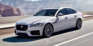 Neuer Jaguar XF greift 5er und A6 an
