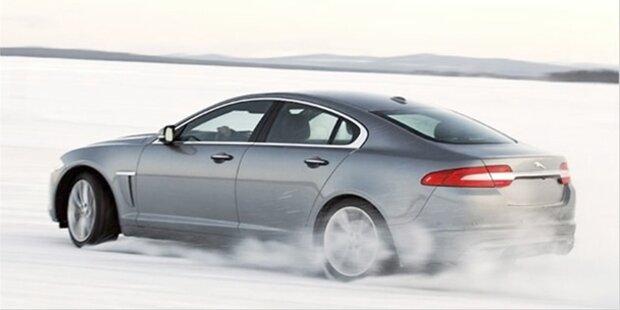 Allradantrieb für Jaguar XF und XJ