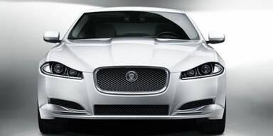 Jaguar bringt Kombiversion des XF