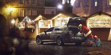 Erstes offizielles Foto vom Jaguar XF Kombi