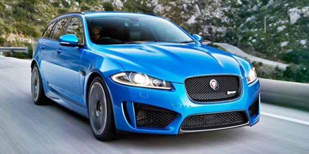 Jaguar bringt den XFR-S Sportbrake