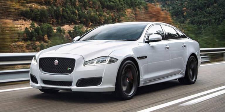 Jaguar verpasst dem XJ ein Facelift