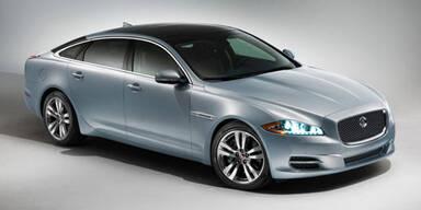 Mini-Facelift für den Jaguar XJ