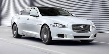 Jaguar stellt den XJ Ultimate vor