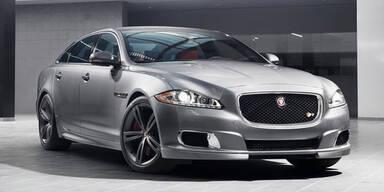 Jaguar bringt den XJR mit 550 PS