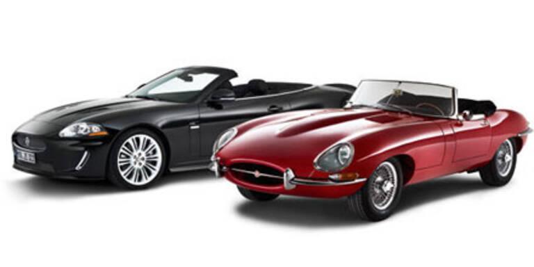 Jaguar Sondermodelle XK Grace und Pace