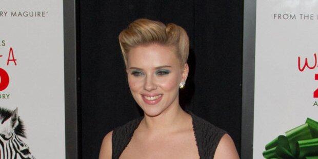 Scarlett Johansson: