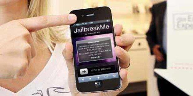 iPhone 4- und iPad-Jailbreak ohne PC!