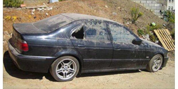 Auto des Madrid-Attentärs gefunden