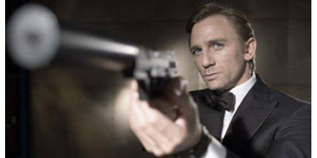 Bond-Filmteam geriet in echte Schießerei