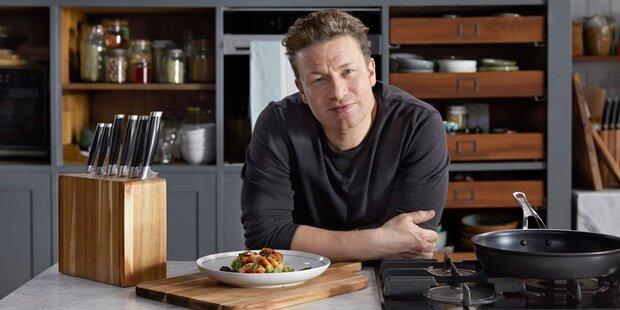 Restaurants von Jamie Oliver sind pleite