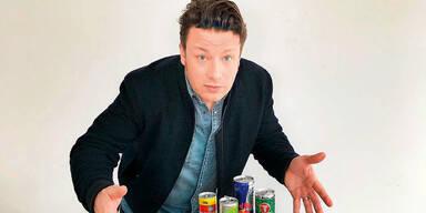 Star-Koch Jamie Oliver gegen Red Bull