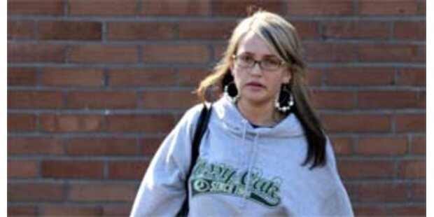 Schwangere Jamie Lynn Spears hat Schulabschluss