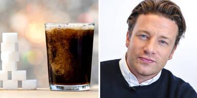 Mit diesem Trick kämpft Jamie Oliver gegen die Softdrink-Industrie